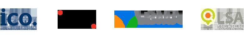 Blis Memberships logos ico iab lbma lsa