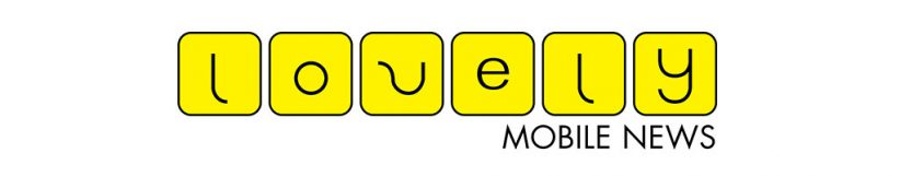 lovely mobile logo