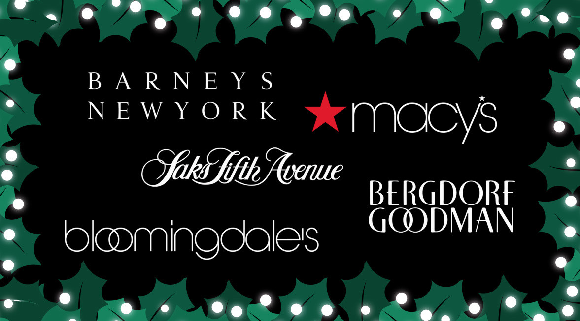 Which iconic NYC holiday window gets the most traffic?