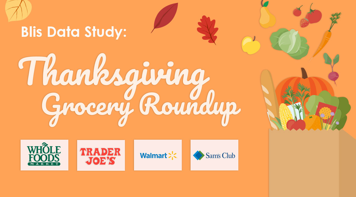 Thanksgiving Grocery Roundup: Who Shopped Where