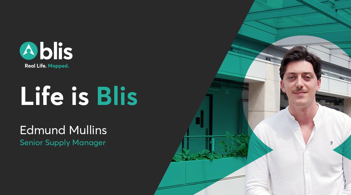 Life Is Blis – Ed Mullins