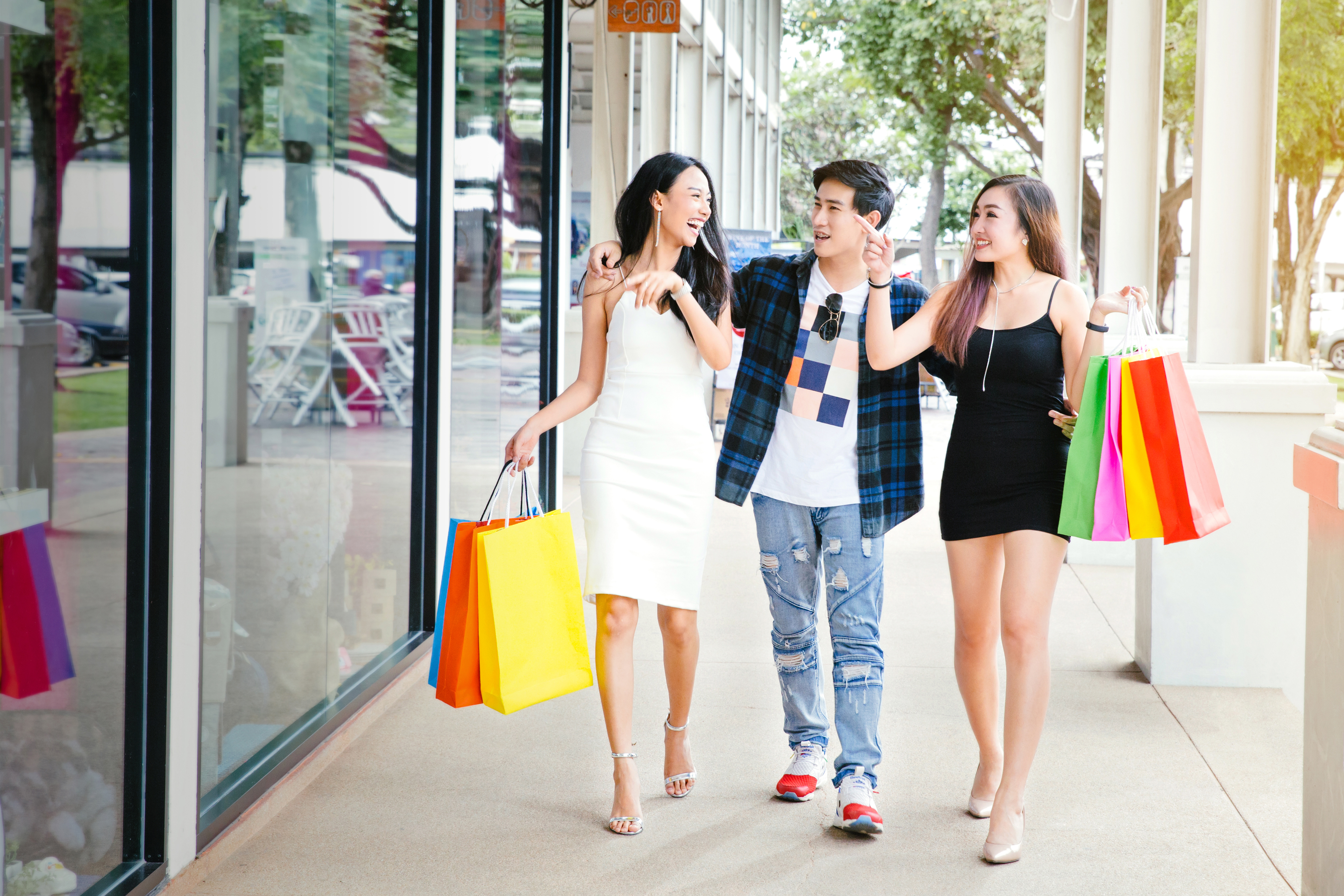 Leveraging mobile to make the most of the GSS experience in Singapore