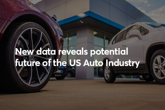 New data reveals potential future of the US Auto Industry