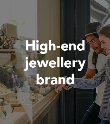 High-end jewellery brand case study