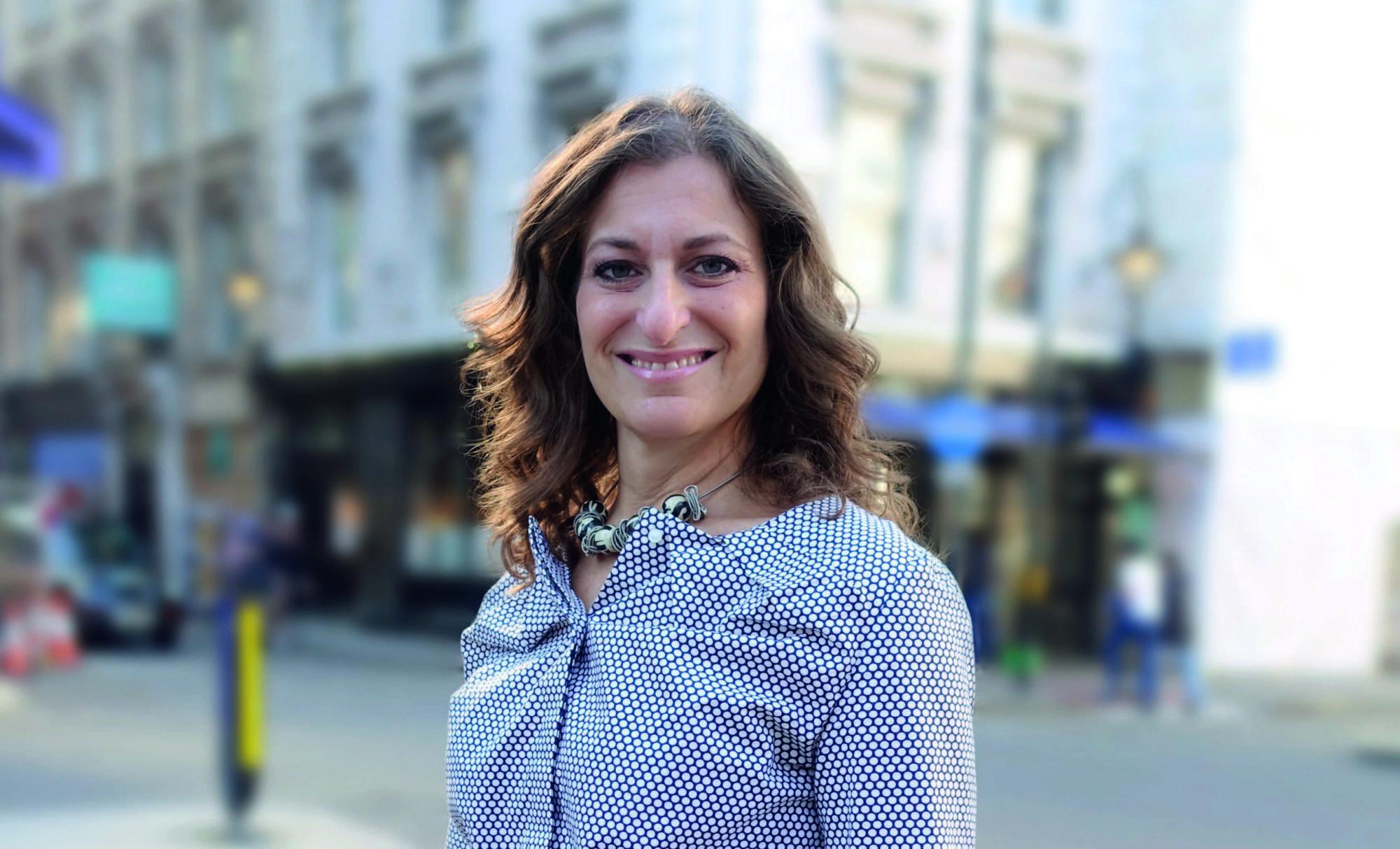 Diane Perlman CMO Blis