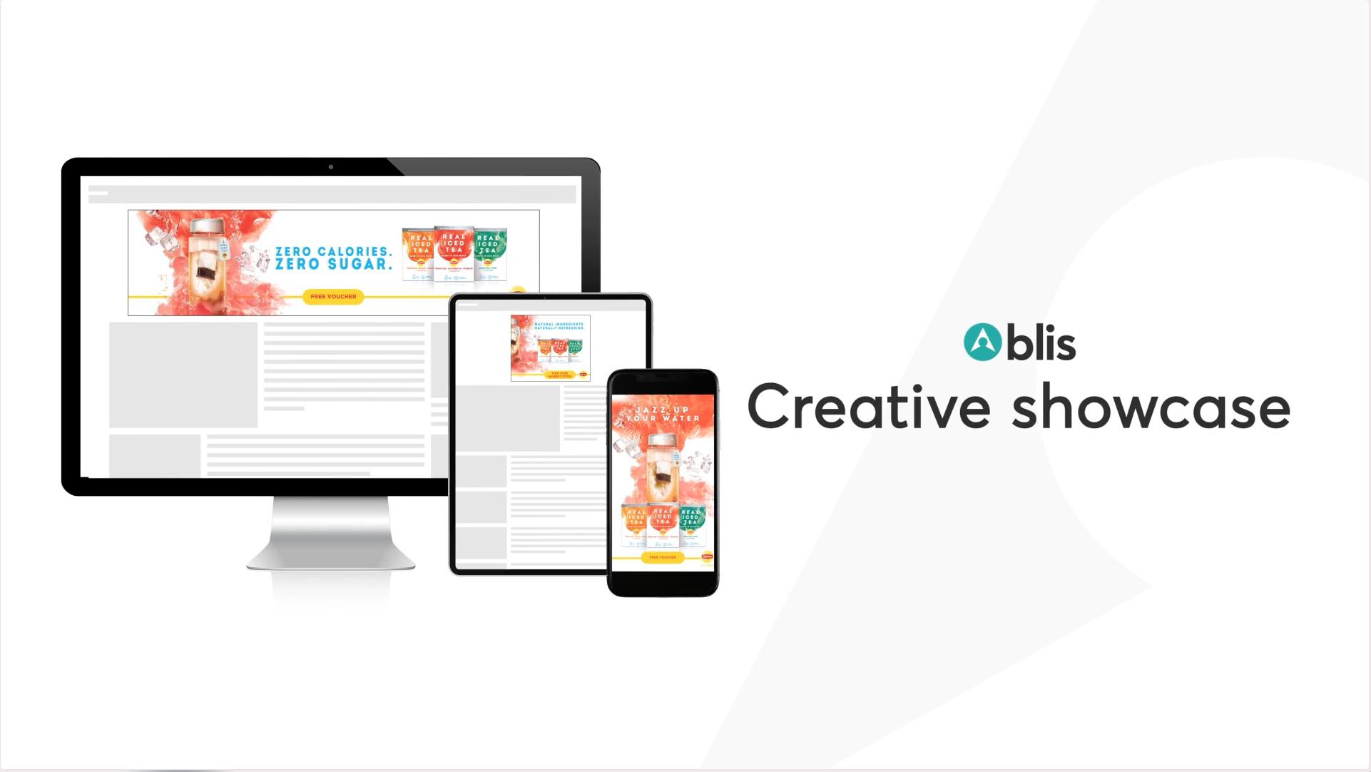 Blis – Creative showcase
