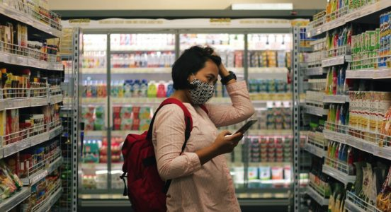 Changing Behaviour Series - UK Grocery Shopping