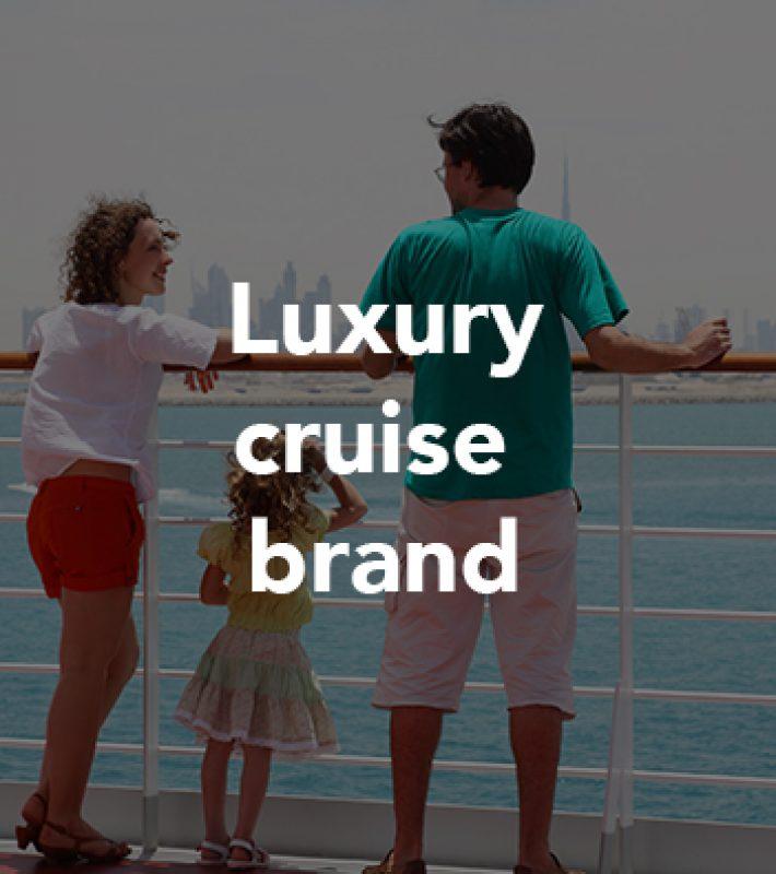 Blis luxury cruise brand case study